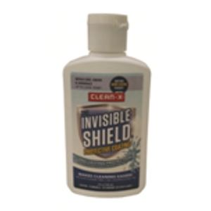 Picture of ASD Glass Protection powered by Invisible Shield is perfect for all types of glass, porcelain and ceramic surfaces. Nano-scale barrier coating keeps water, soil, minerals, and fingerprints from sticking. It guards against build-up for easier cleaning and brighter appearance!-CL107