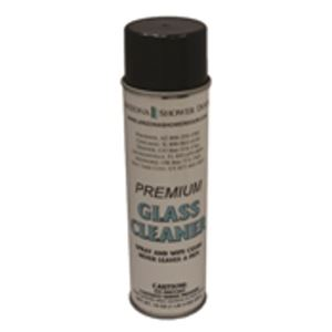 Picture of ASD Premium Glass Cleaner Never Streaks! Never Leaves a Film! Arizona Shower Door's Premium Glass Cleaner is a spray-on foam that removes finger prints, dust, and film.-CL115