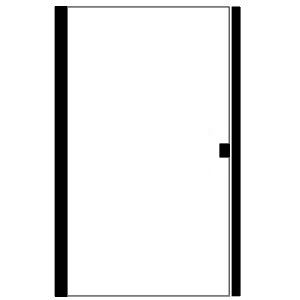 Picture of Fits Opening: Width (in) 25/Height (in) 66 - RD-R25X66 - O