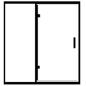 Picture of Fits Opening: Width (in) 60/Height (in) 68 7/8 - MPI-MPI60X69