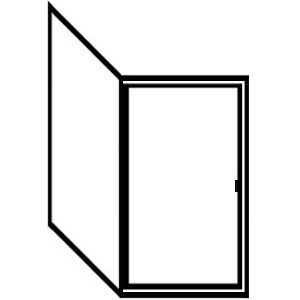 Picture of Up to 36 X 36 X 70. Parts Included: FD36X##, FC9036## - FD-FD9036X70